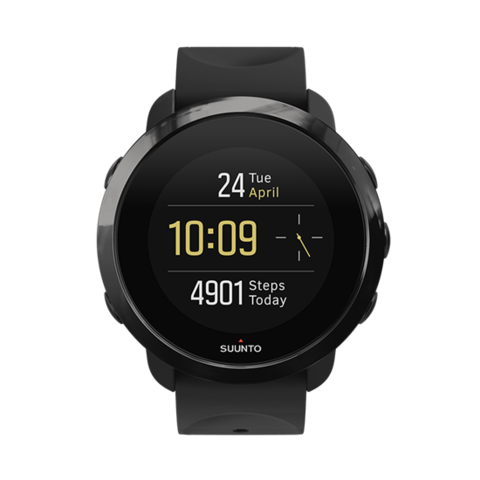 SUUNTO 3 FITNESS - All Black