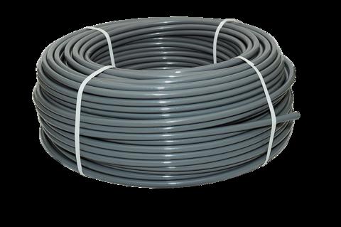PERT -EVOH-PERT Труба D25х3,5 G-RAY OXY КОНТУР(50м)