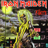 Iron Maiden / Killers (LP)