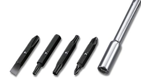 Нож Victorinox CyberTool, 91 мм, 41 функция, полупрозрачный красный