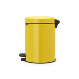 Мусорный бак newicon (5 л), Желтая маргаритка, арт. 112522 - превью 2