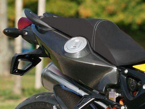 Хвостовой обтекатель правосторонний BMW F800GT/R/S/ST карбон