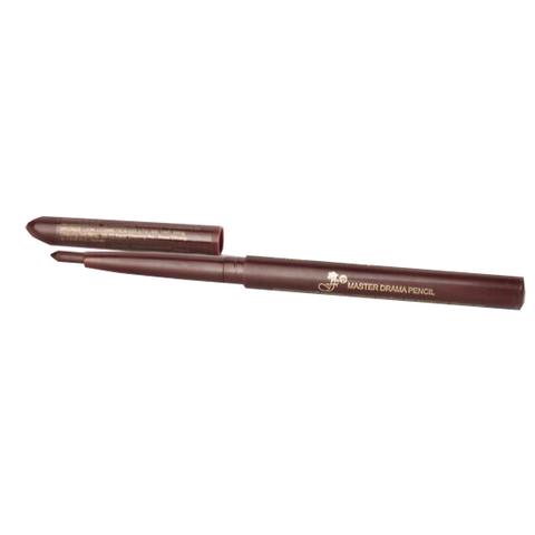 Ффлер карандаш ES 458 для глаз автоматический  Brown MASTER DRAMA PENSIL