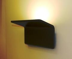 Настенный светильник Cuma led parete
