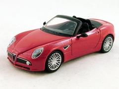 Alfa Romeo 8C Spider 1:43 DeAgostini Supercars #53
