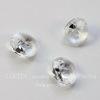 6028 Подвеска Сваровски Овал Crystal (8 мм)