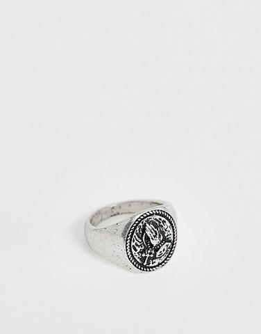 Кольцо-печатка