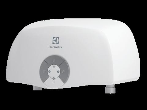 Проточный водонагреватель Electrolux Smartfix 2.0 T (3,5 kW) - кран