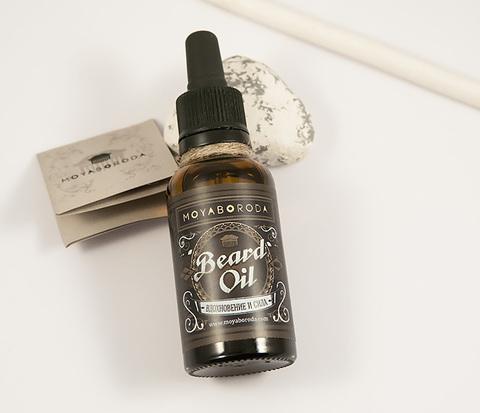 RAZ203-1 Масло для бороды