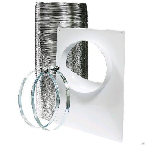Набор вентиляционный d 100мм VK 100/4