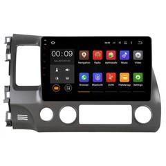 Штатная магнитола на Android 6.0 для Honda Civic 8 Roximo 4G RX-1911