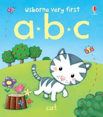 Kitab Very First Words ABC | Felicity Brooks