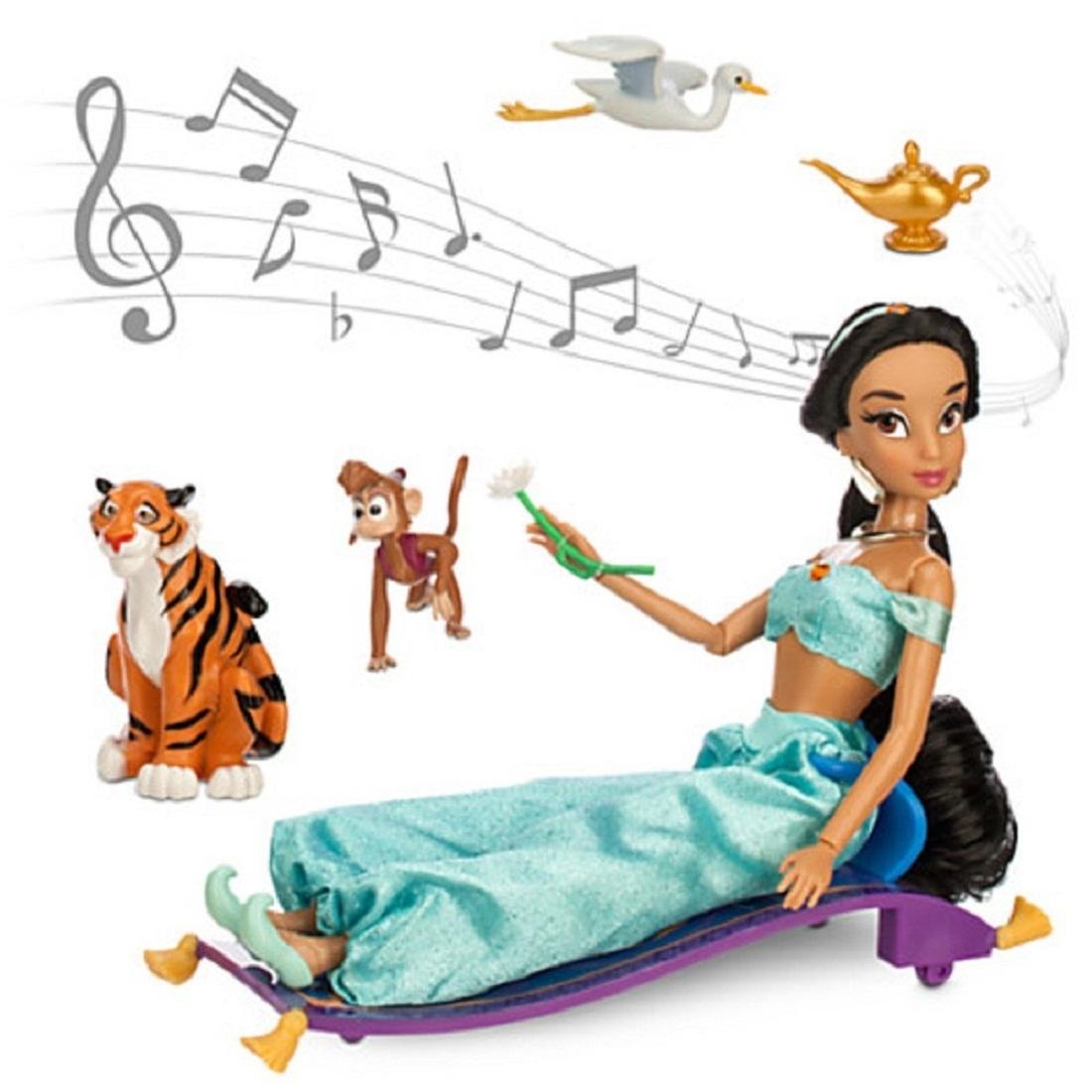Дисней Аладдин Поющая принцесса Жасмин Делюкс– купить в ...