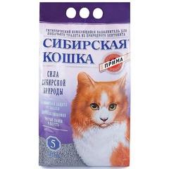 Наполнитель для кошек, Сибирская Кошка Прима