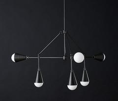 Apparatus Triad & Dyad Lamp Collection  for Apparatus