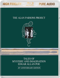 The Alan Parsons Project ‎/ Tales Of Mystery And Imagination Edgar Alan Poe (Blu-ray Audio)