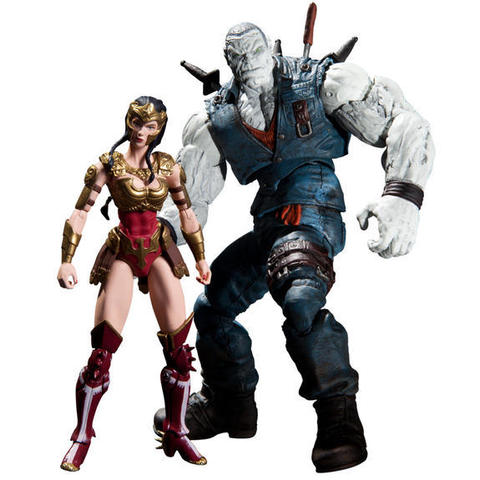 Injustice: Wonder Woman & Solomon Grundy 3.75