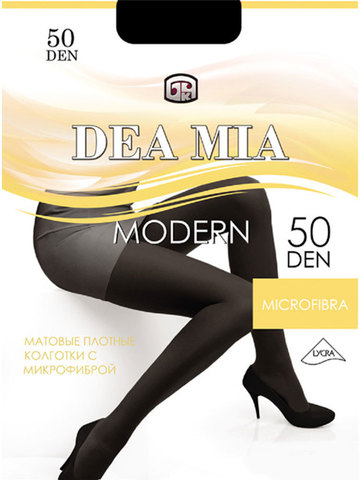 Колготки Modern 50 Dea Mia