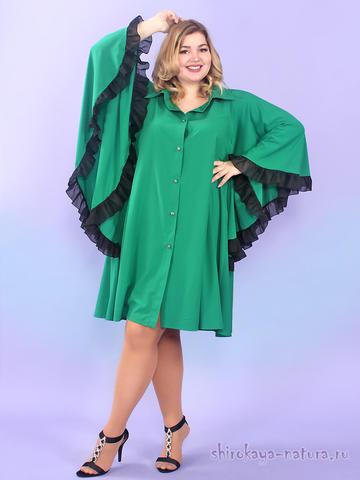 Платье-рубашка Дарьяна