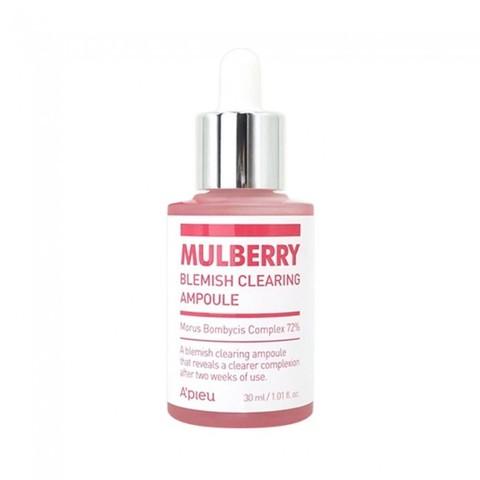 APIEU Mulberry Сыворотка для проблемной кожи лица A'PIEU Mulberry Blemish Clearing Ampoule 30мл