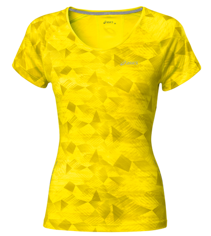 Футболки ASICS GRAPHIC SCOOP TOP