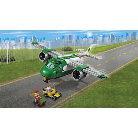 LEGO City: Грузовой самолёт 60101 — Airport Cargo Plane — Лего Сити Город