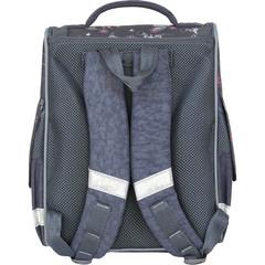 20bb48772a9c ... Рюкзак школьный каркасный с фонариками Bagland Успех 12 л. серый 210к ( 00551703)