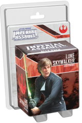 Star Wars Imperial Assault: Luke Skywalker Jedi Knight Ally Pack