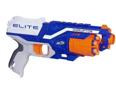 Nerf: Бластер Elite Disruptor B9837 — Elite Disruptor — Нерф Нёрф Хасбро