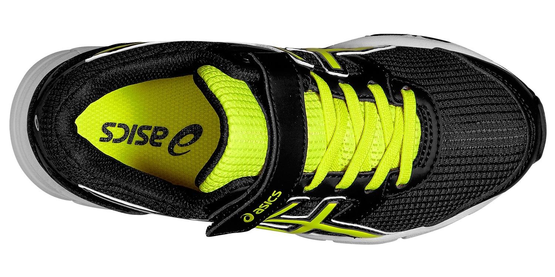 Детские кроссовки для бега Asics Gel-Galaxy 8 GS (C522N 9007) черные фото