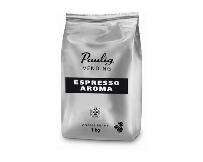 Кофе в зернах Paulig Vending Espresso Aroma, 1 кг