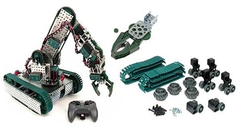 Образовательный модуль для углубленного изучения робототехники и подготовки к соревнованиям