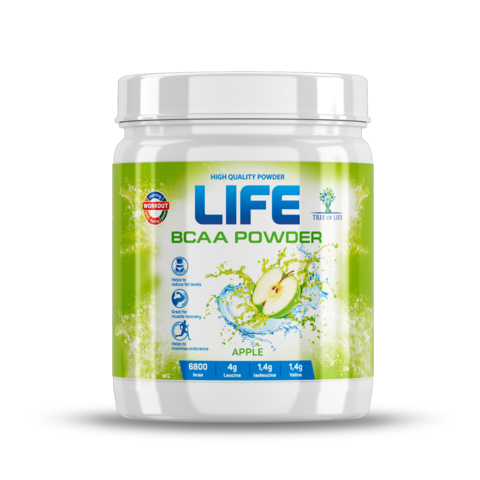 Life BCAA 200g apple
