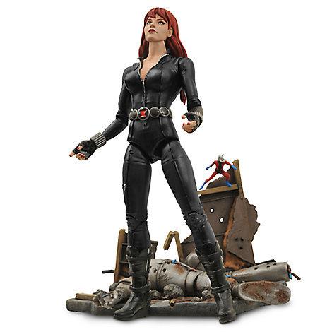 Фигурка Черная вдова (Black Widow) - Marvel Select