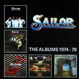 Sailor / The Albums 1974-78 (5CD)