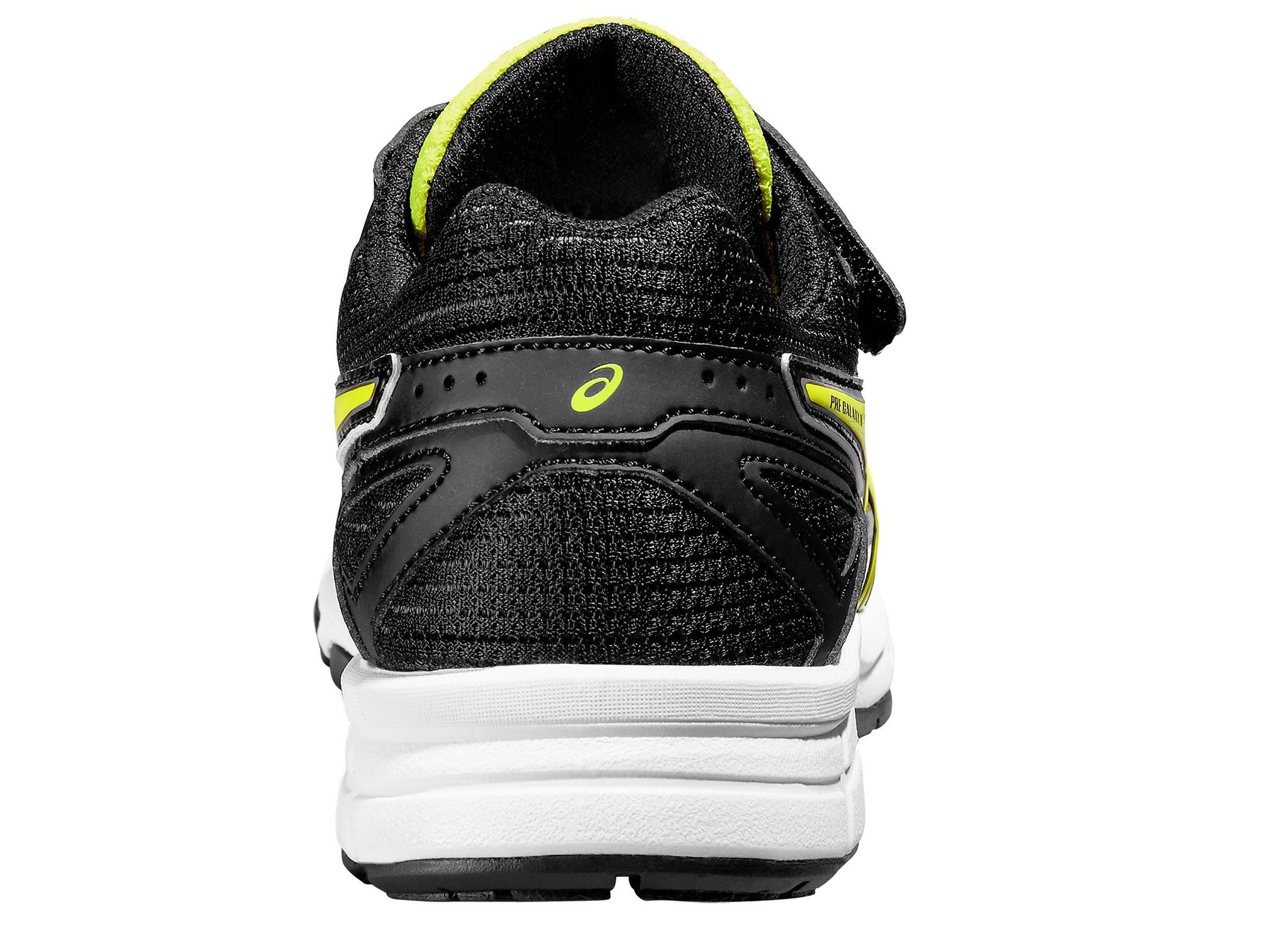 Детская спортивная обувь Asics Gel-Galaxy 8 GS (C522N 9007) черные фото