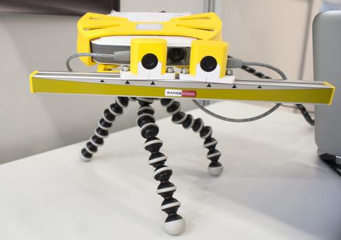 3D-сканер RangeVision Smart купить