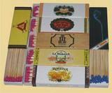 Спички сигарные в ассортименте