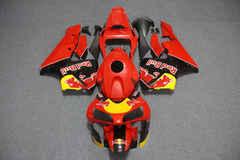 Комплект пластика для мотоцикла Honda CBR 600 RR 03-04 RedBull красный