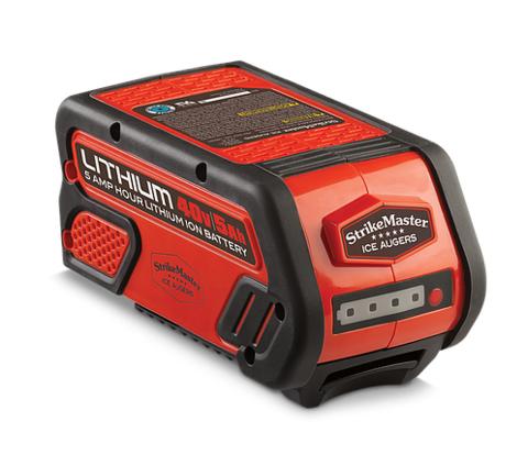Батарея для электроледобура Strikemaster Lithium 40V, арт. LFV-BEU