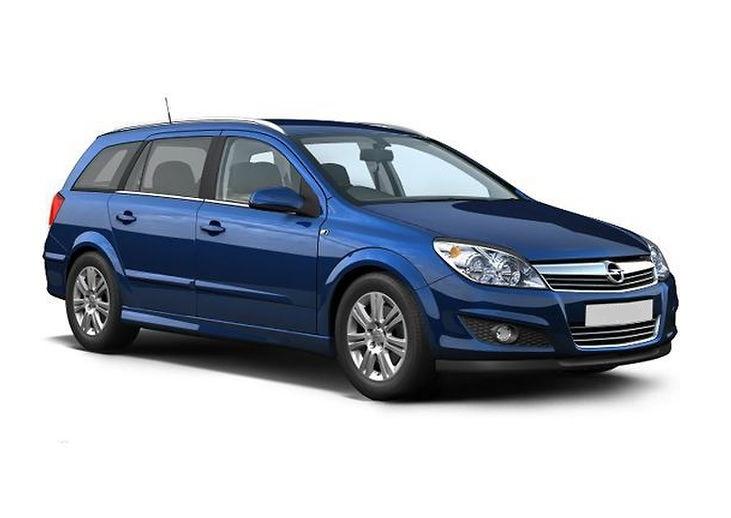 OPEL Astra H (Wagon) 2004-2010
