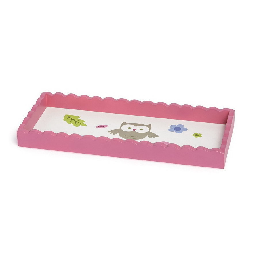 Для ванной Подставка для предметов детская Kassatex Merry Meadow podstavka-dlya-predmetov-kassatex-merry-meadow-ssha-kitay.jpg