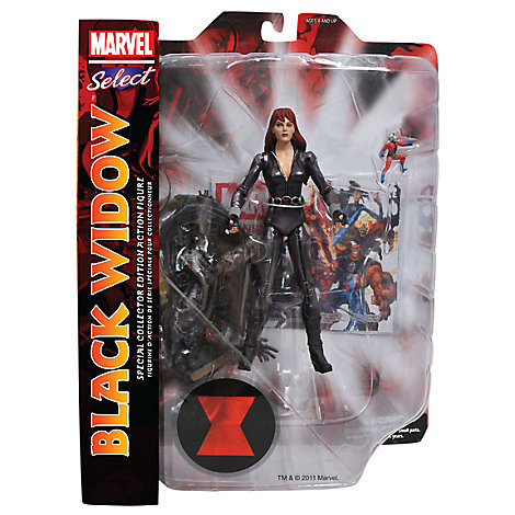 Черная вдова (Black Widow) - Marvel Select