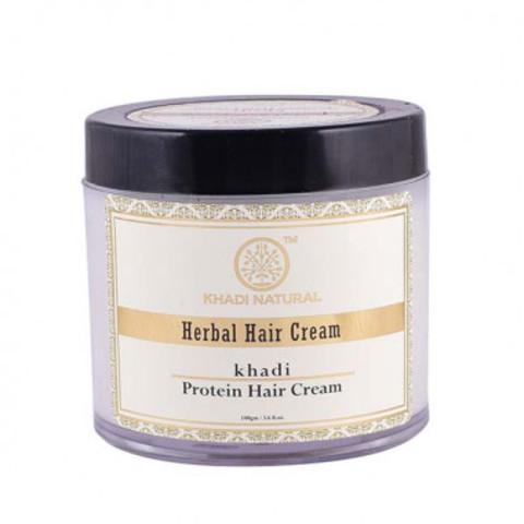 Крем для волос с протеинами Khadi Natural, 100 гр