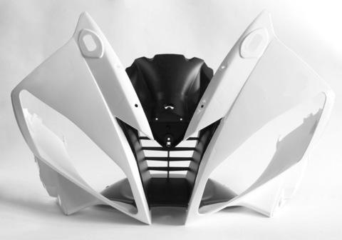 Передний обтекатель для Yamaha YZF R6 2006-2007
