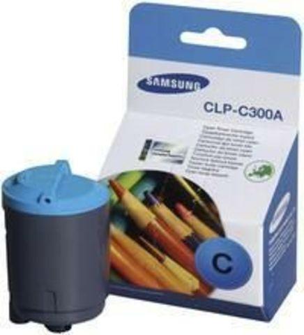 Картридж Samsung CLP-C300A для принтеров Samsung CLP-300/300N/CLX-2160/2160N/3160N/3160FN