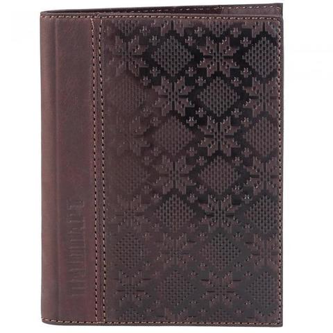 Обложка для паспорта «Узор»