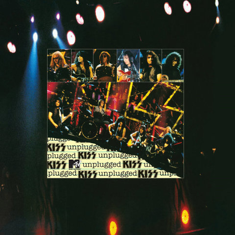Kiss / MTV Unplugged (2LP)