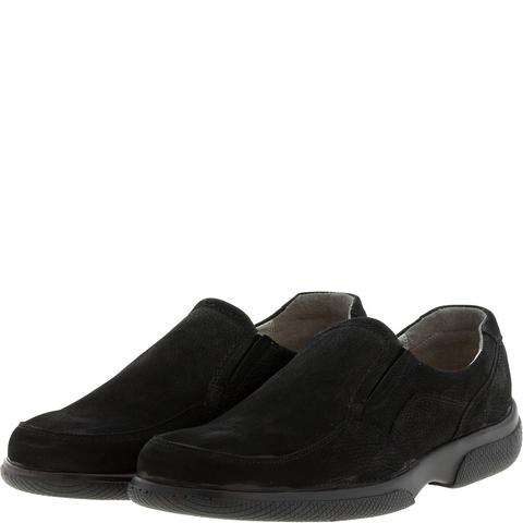 582367 полуботинки мужские нубук. КупиРазмер — обувь больших размеров марки Делфино