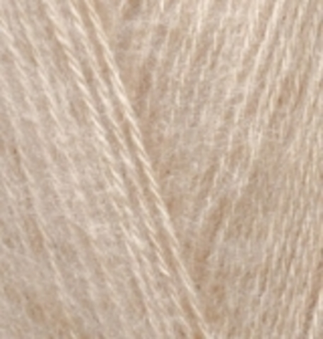 Пряжа Alize Angora Gold 190 светло-бежевый